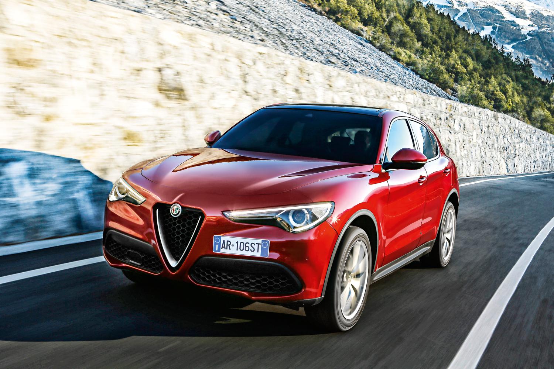 Impressoes Ao Dirigir Alfa Romeo Stelvio Volta Por Cima Quatro Rodas