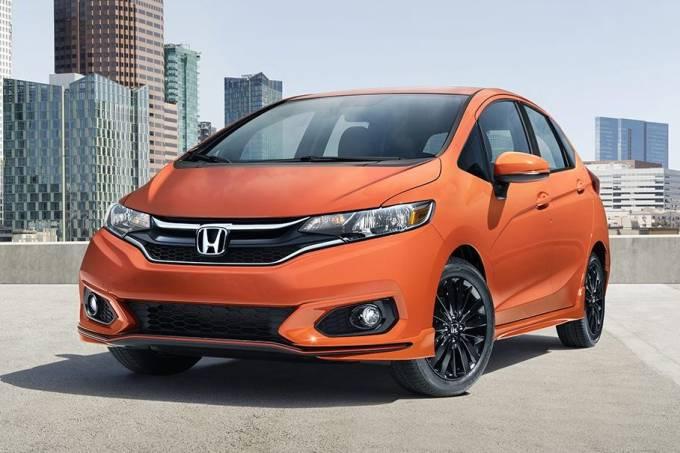 Honda Fit Sport 1