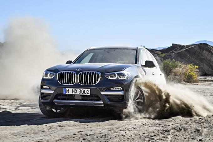 BMW X3 2018 (9)