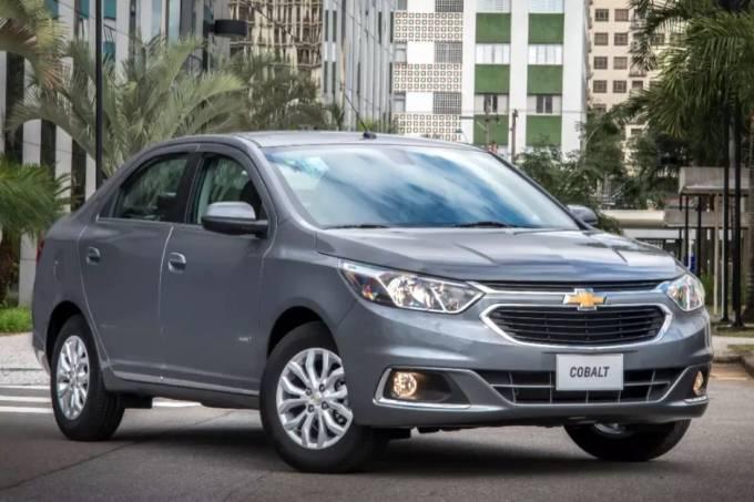 Chevrolet Cobalt 2018