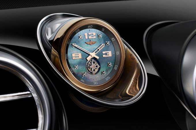 Bentley Mulliner Breitling Tourbillon