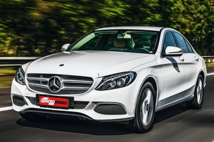 Montagem Mercedes ACC
