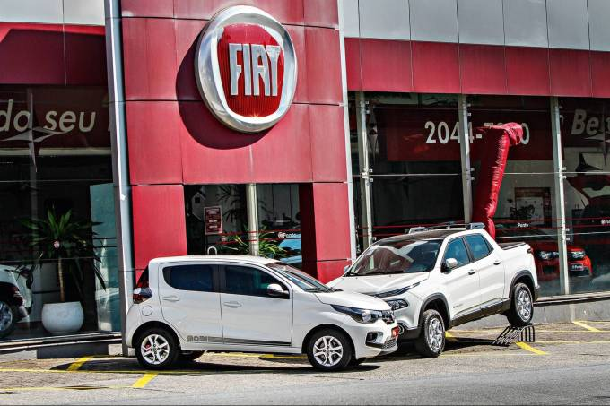 Fiat Mobi – Longa duração