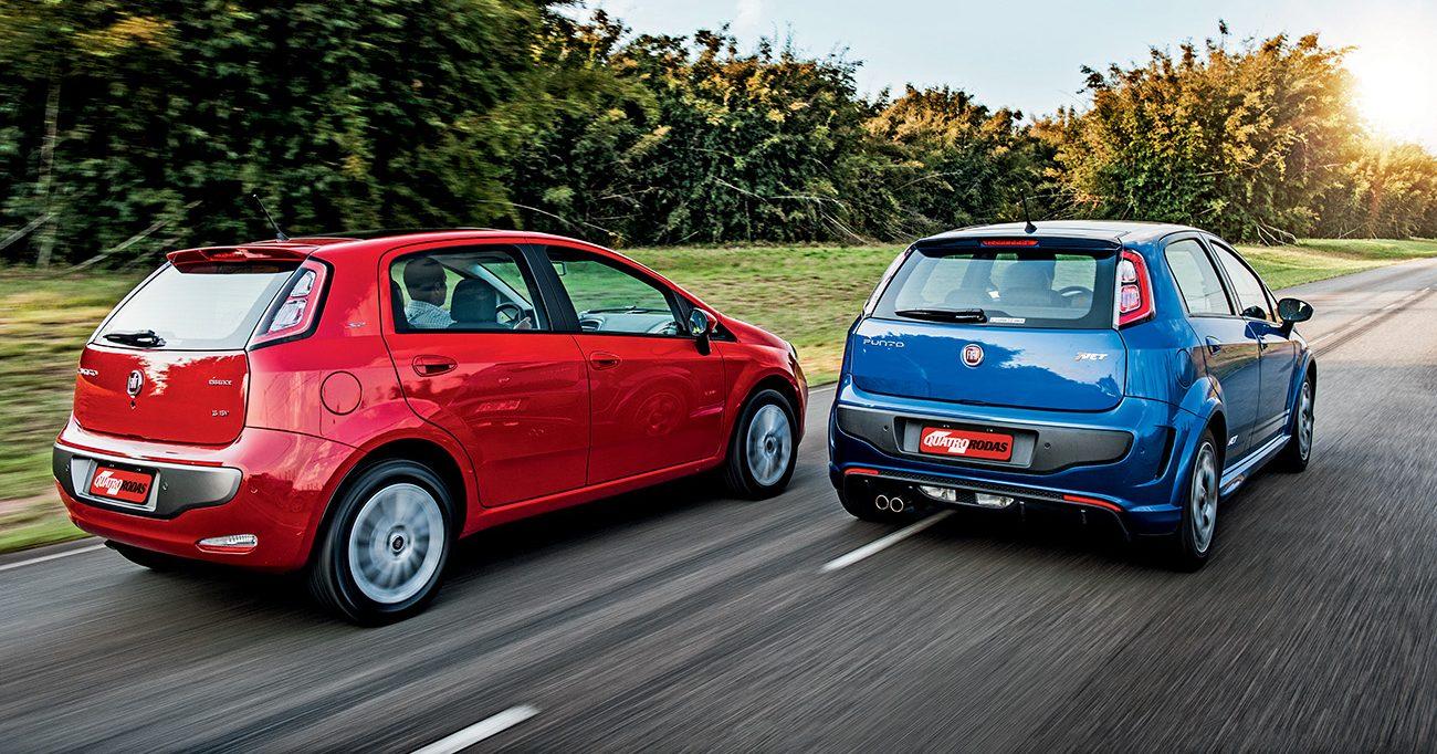 Fiat Punto Essence e T-Jet
