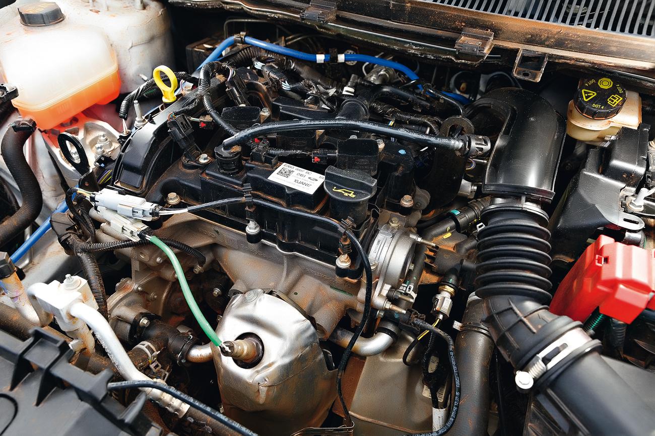 Ka tem opção de motores 1.0 ou 1.5