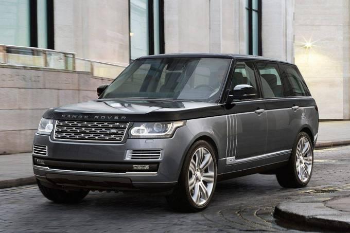 Range Rover SV Autobiography 1