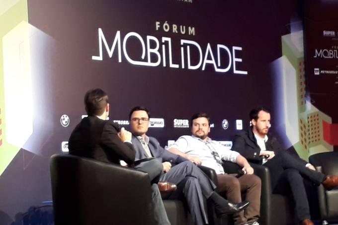 Fórum Mobilidade: debate sobre compartilhamento