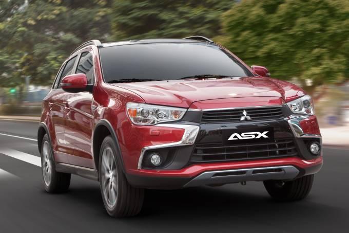 Mitsubishi ASX 2018 Flex