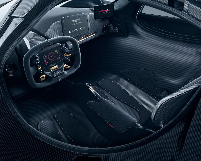 Aston Martin Valkyrie Tera Motor V12 De 1 013 Cv A Absurdos 10 500 Rpm Quatro Rodas