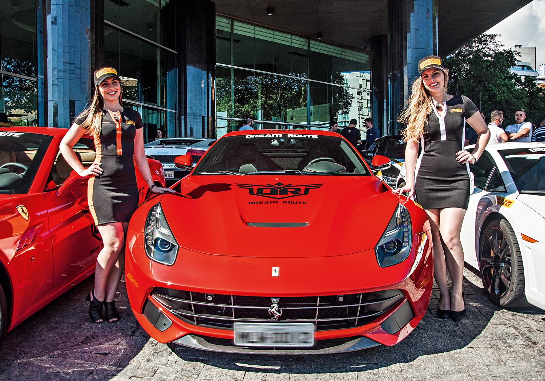 A F12 é uma das dez no Brasil