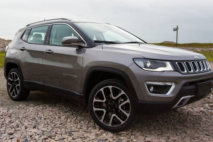 Jeep Compass Limited 2.0 Turbodiesel