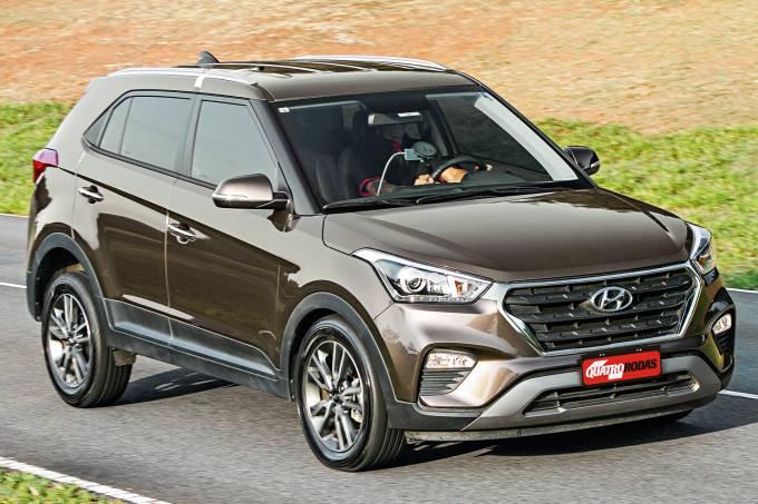 Hyundai Creta – Longa