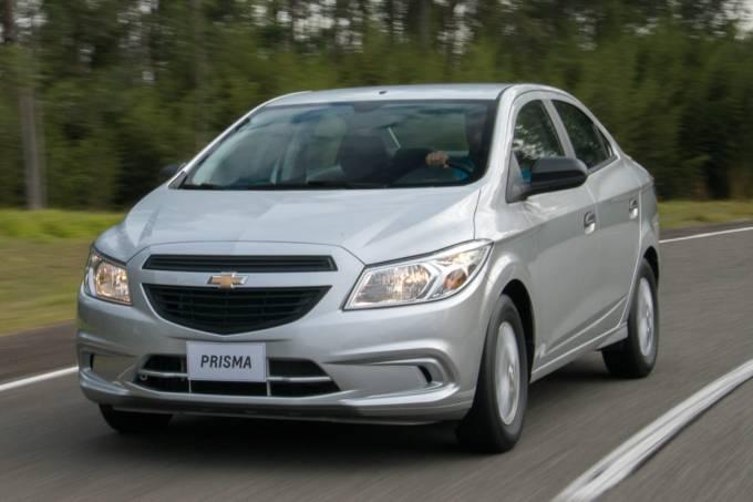 Chevrolet Prisma Joy 7