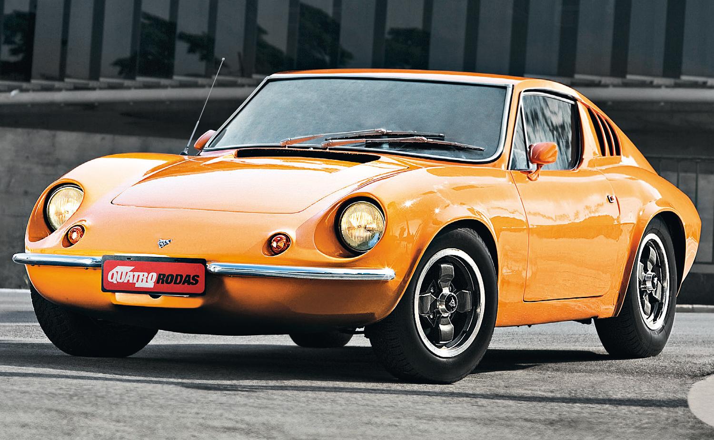 Puma GT 1968: fonte de inspiração