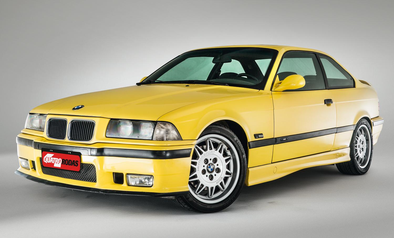 A geração E63 foi a mais discreta: rodas grandes, asa pequena atrás
