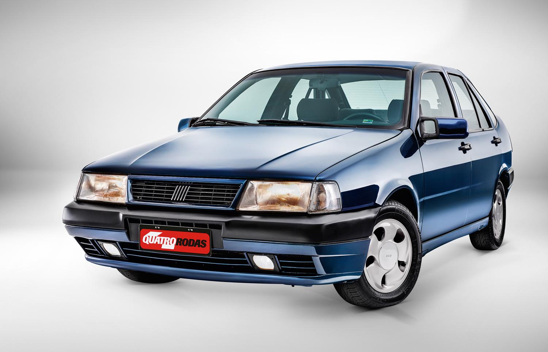 Turbo exclusivo no Brasil, à altura do Lancia Dedra e Alfa Romeo 155