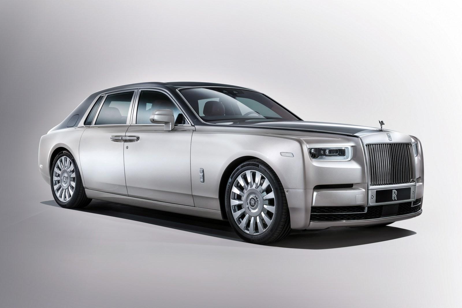 Novo Rolls Royce Phantom A Cara Remodelada Da Riqueza Quatro Rodas