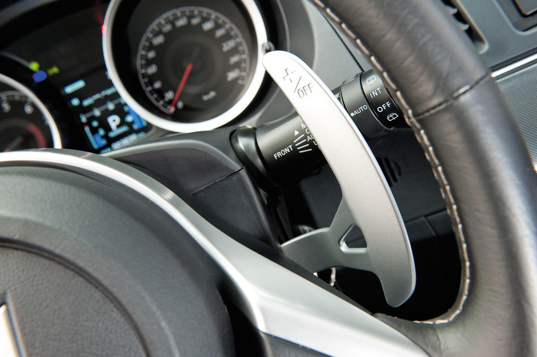 Mitsubishi Lancer Sportback Ralliart