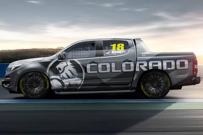 Holden Colorado SuperUte 1
