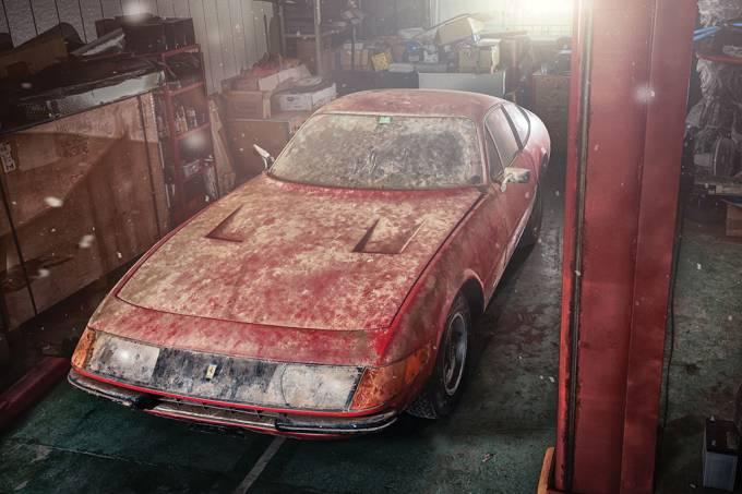 Ferrari 365 GTB4 Daytona 1