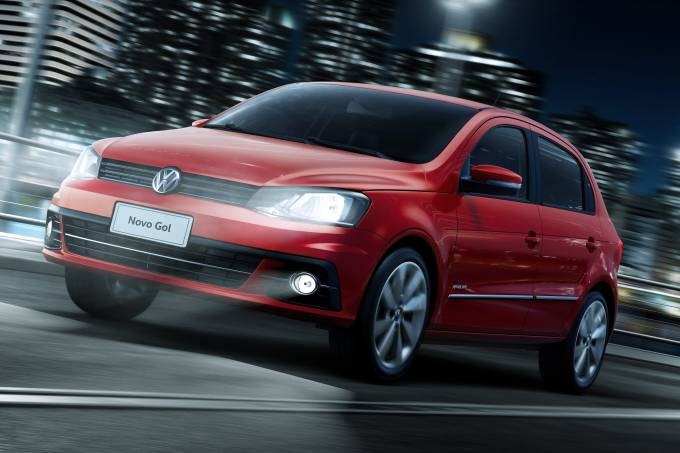 VW Gol Comfortline