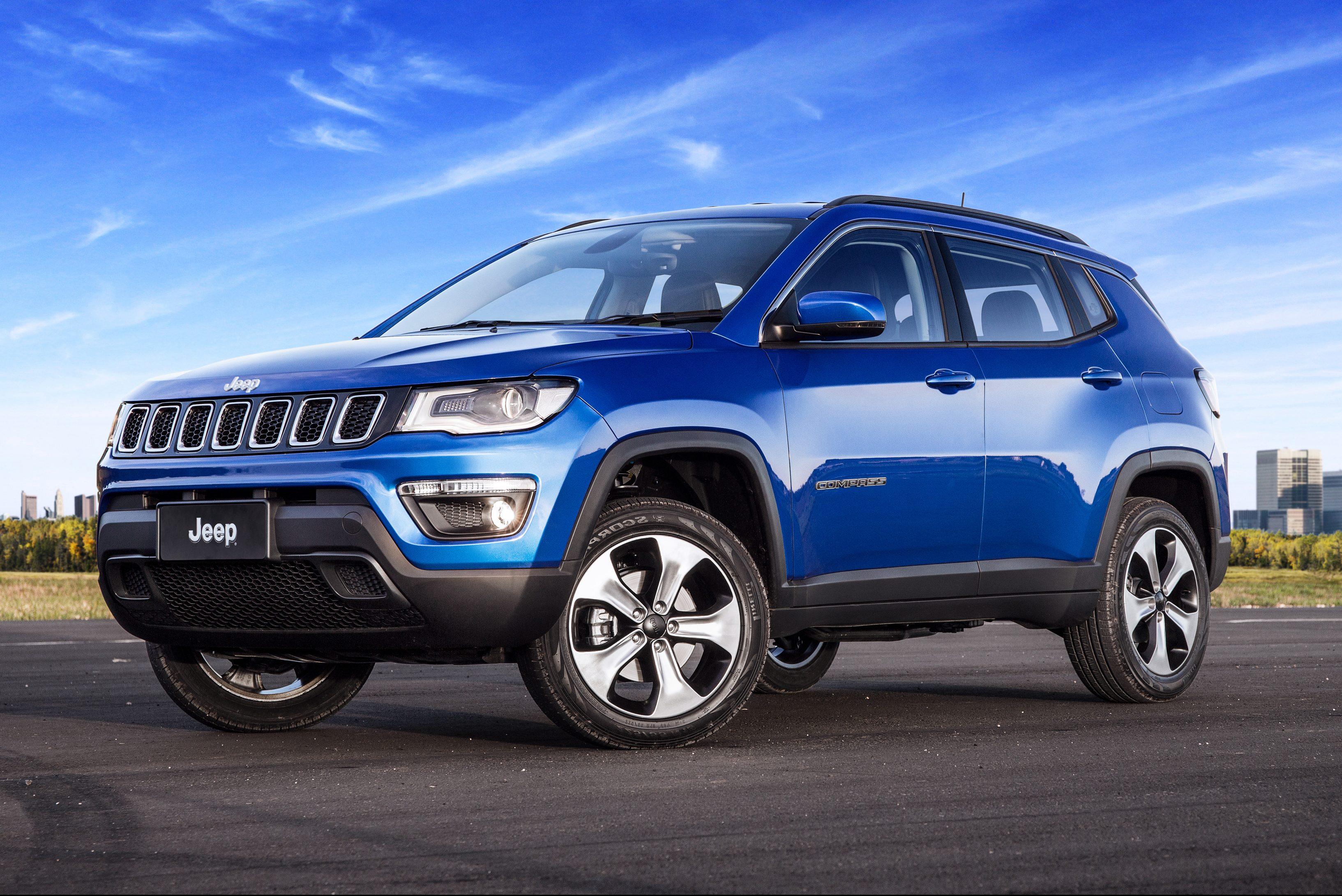 Jeep Lanca Campanha Para Pcd Com Compass Diesel A Menos De R