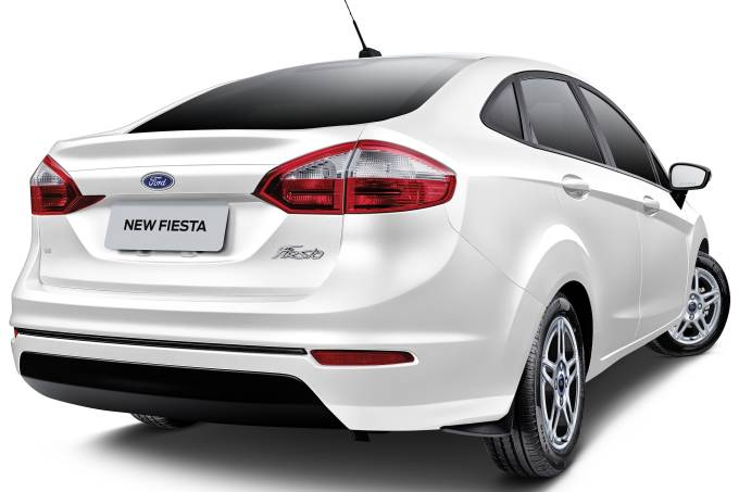 New Fiesta Sedan 2017 SEL