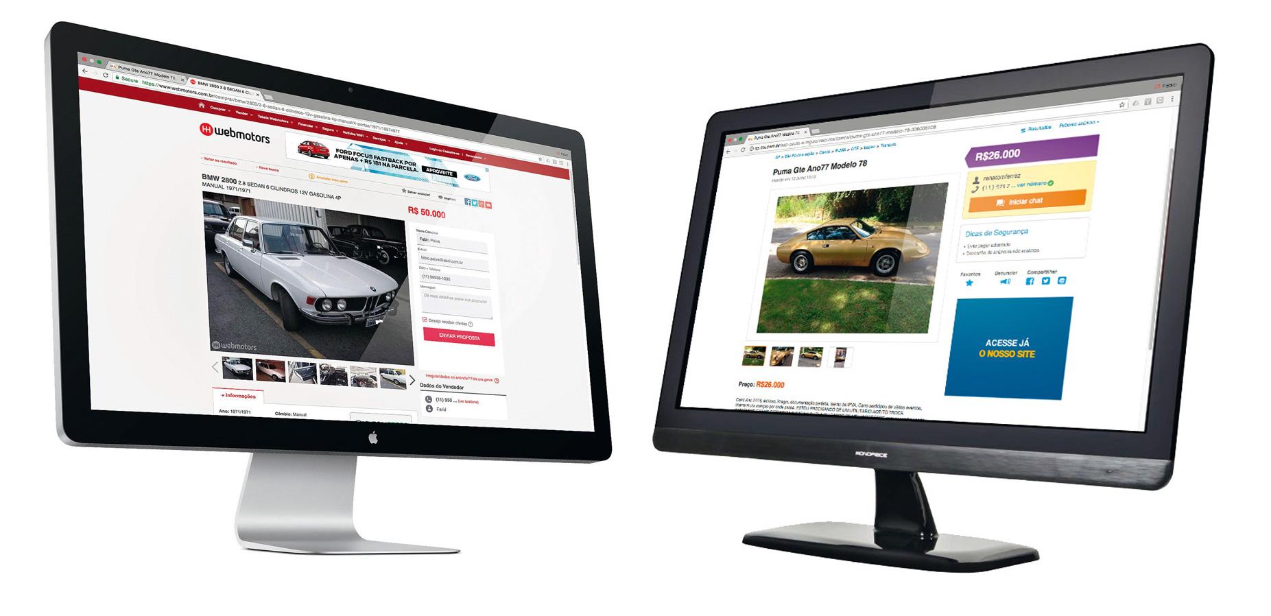 WebMotors e OLX