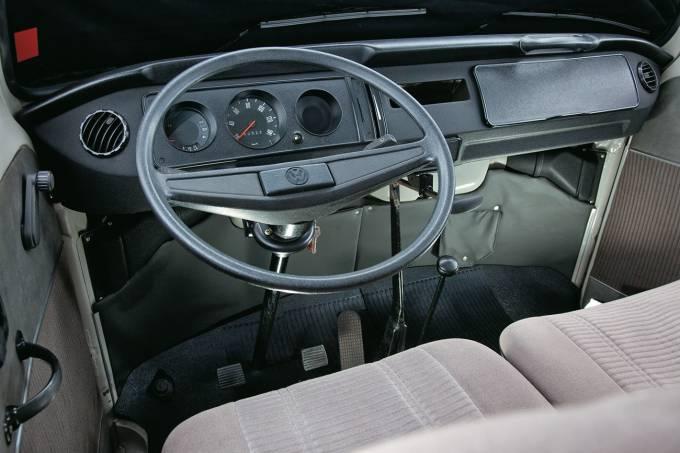 VW Kombi Cabine Dupla