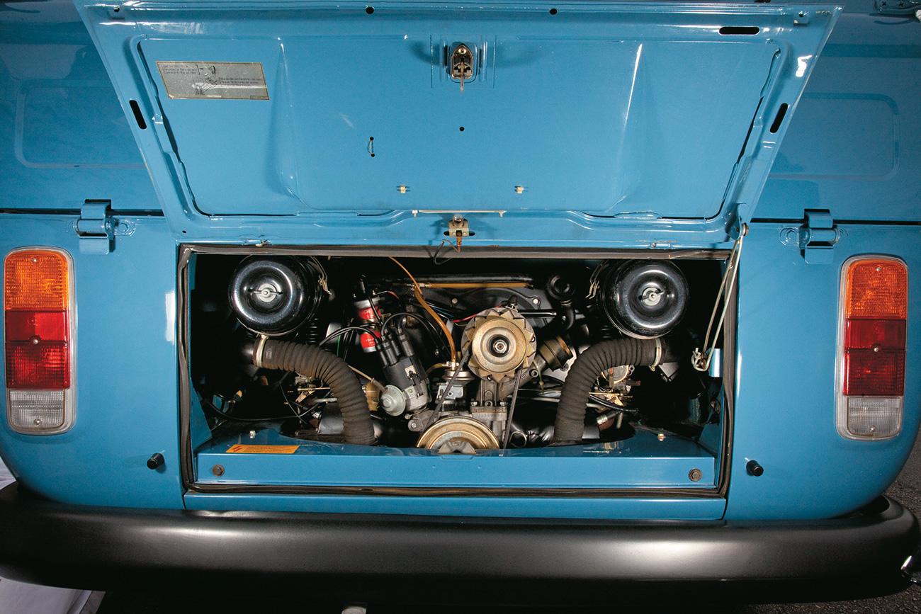 Motor a álcool de 68 cv fazia 5,6 km/l na cidade, com carga