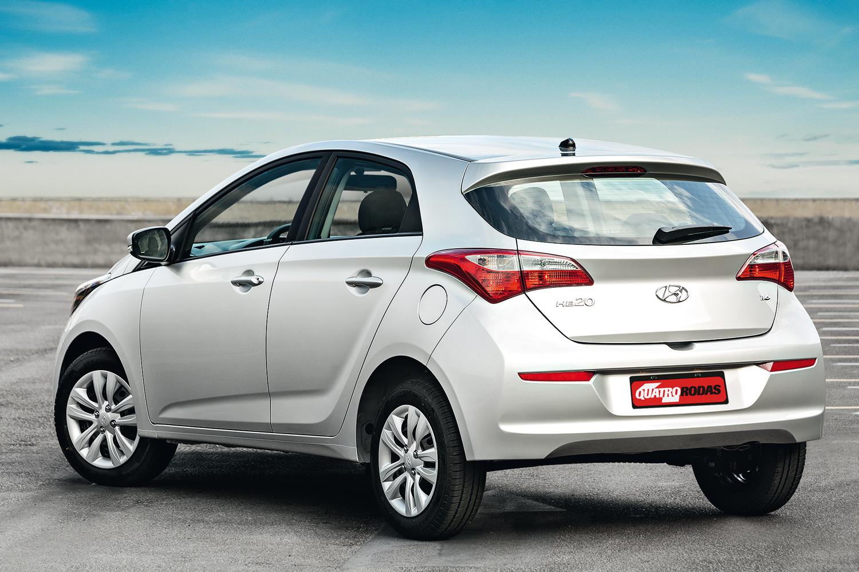 Performance e pós-venda são os pontos fortes do hatch da Hyundai