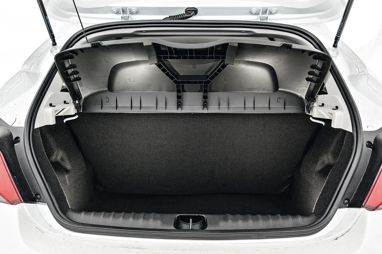 O Onix tem o menor porta-malas com 280 litros
