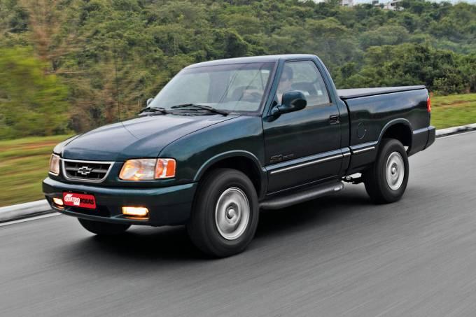 Chevrolet S10 De Luxe 2.2