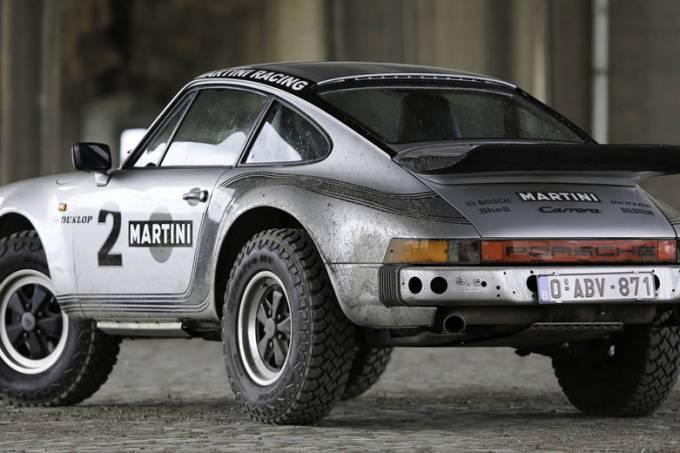 Porsche 911 Safari 4