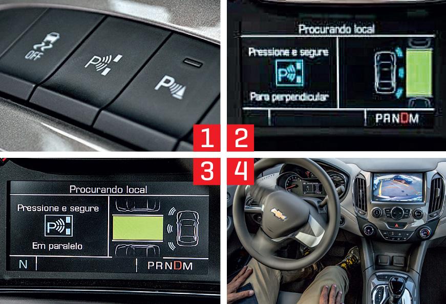 Longa Duração - Chevrolet Cruze