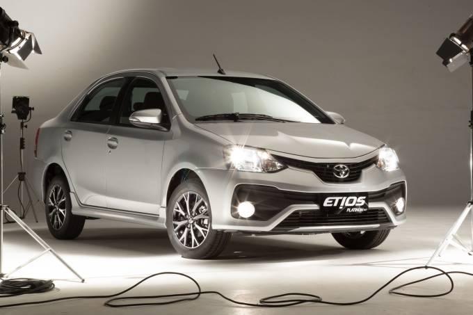 Toyota Etios Platinum 1