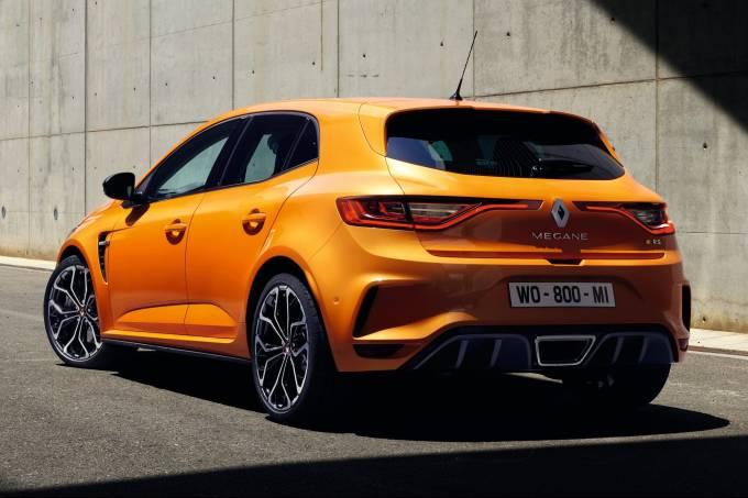 Novo Renault Mégane R.S. 8