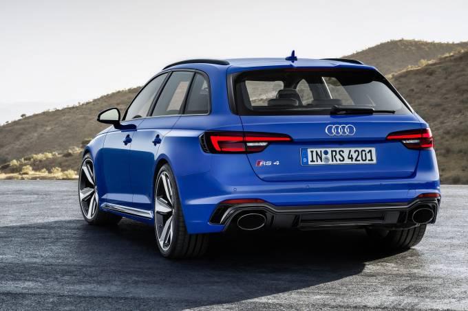 Audi RS 4 Avant 7