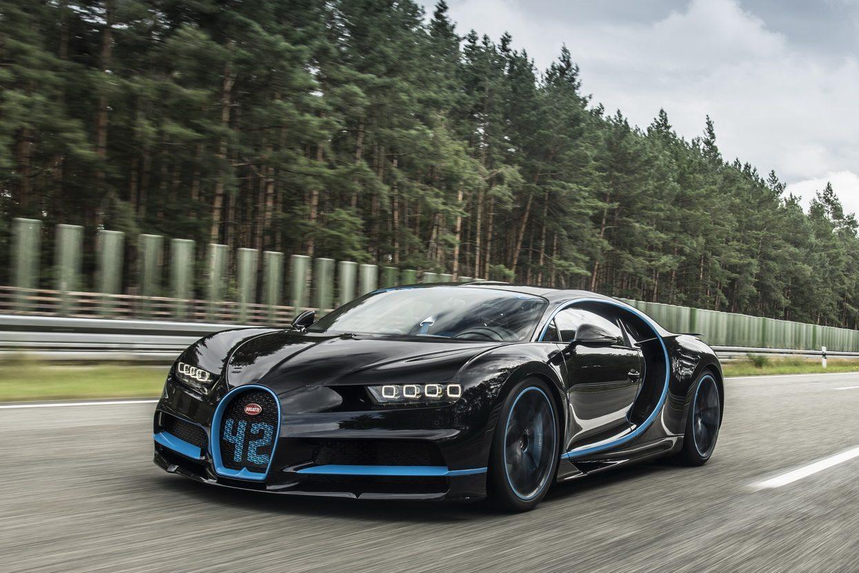 Grupo VW pode vender Bugatti para fabricante de elétricos croata Rimac