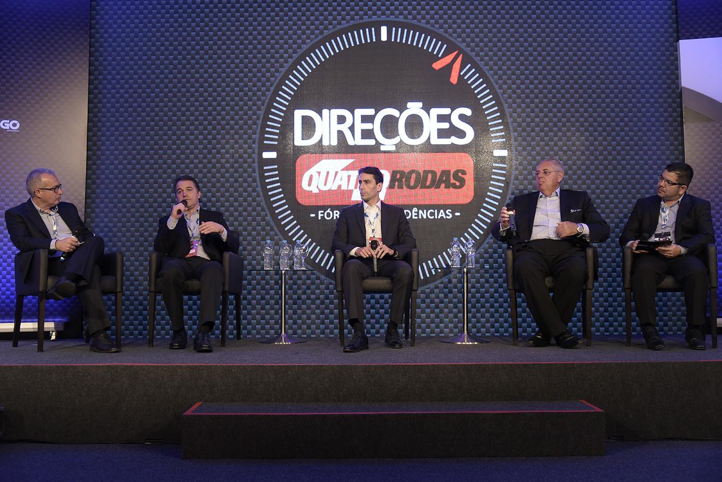 Rota 2030 beneficiará o setor segundo painel do Fórum Direções