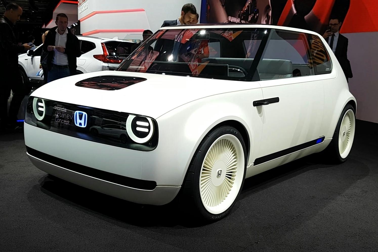 Honda Urban EV: compacto retrô deve virar realidade em ...