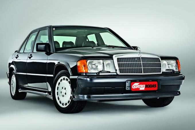 Clássicos: Mercedes-Benz 190 E
