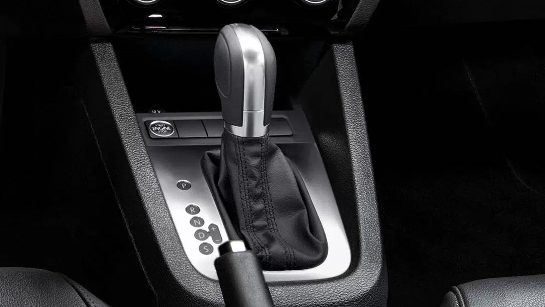 Câmbio Tiptronic do VW Jetta