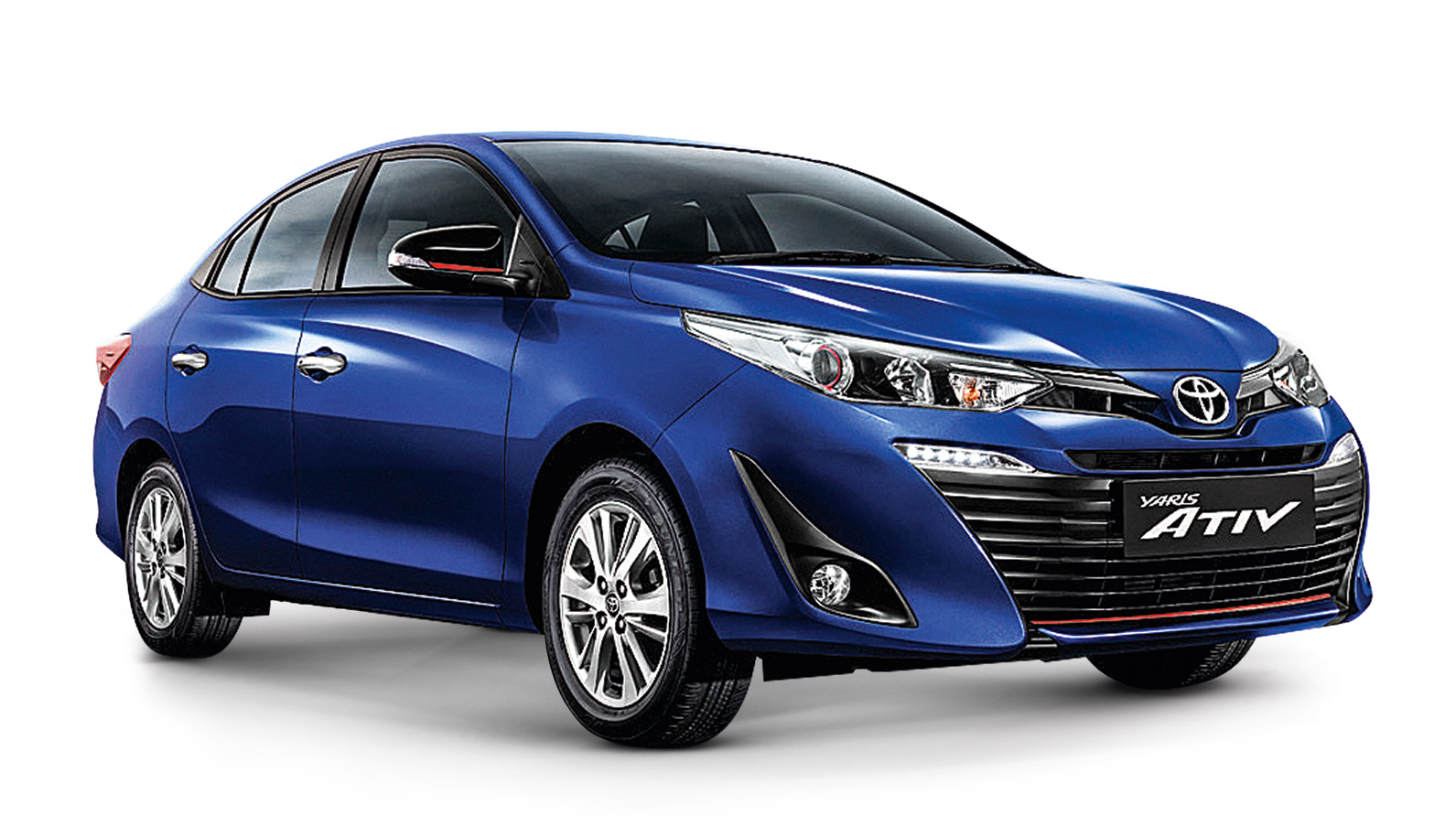 Estilo segue o dos lançamentos mais recentes da Toyota
