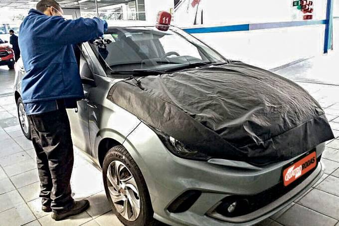 Longa Duração: Fiat Argo