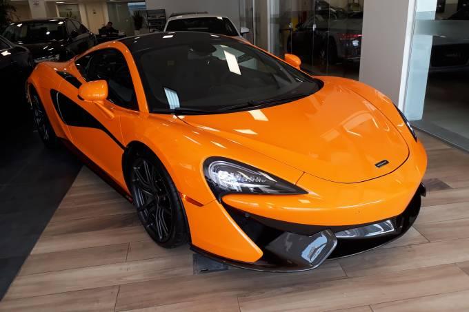 McLaren 570S Coupé 1