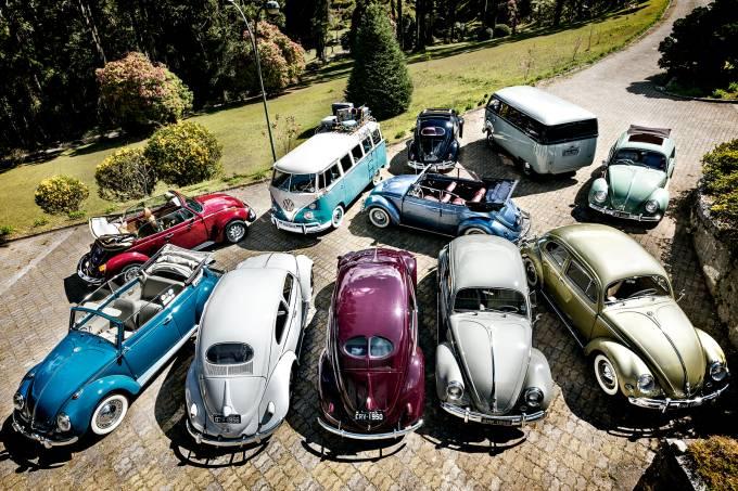 Colecionador de VW