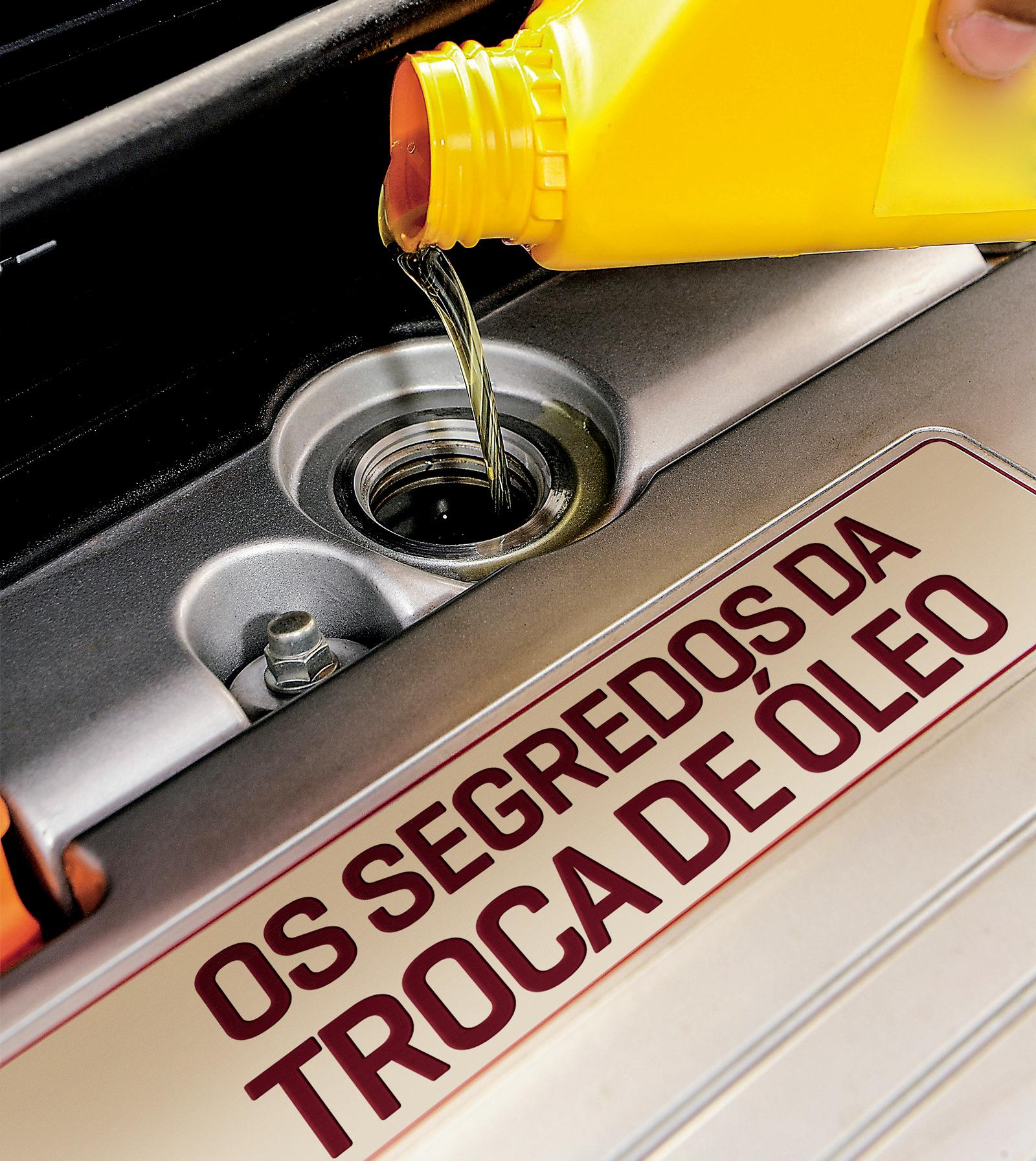 Revelamos quais são os maiores erros que você nunca deve cometer ao substituir o lubrificante do motor