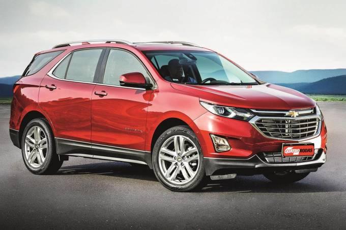 Chevrolet Equinox Premier 2018 (13)