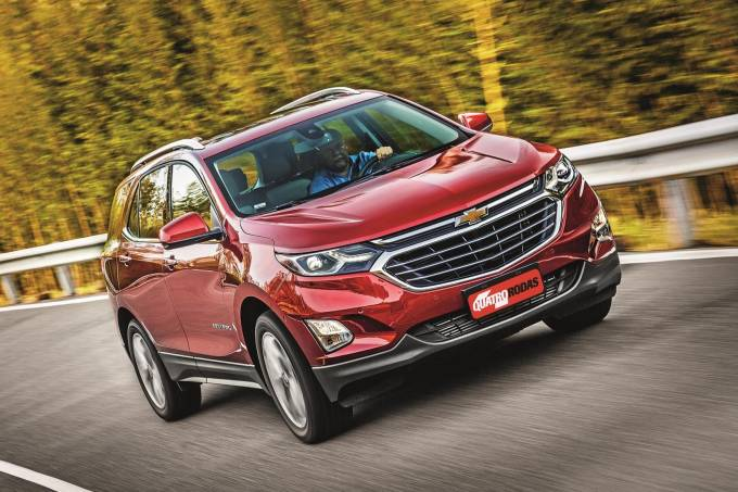 Chevrolet Equinox Premier 2018 (2)